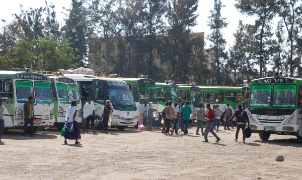 Travels & trek in Ethiopia, Africa: Addis Ababa, Bahir Dar