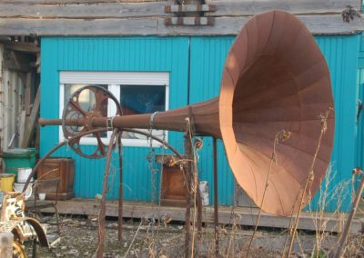 stuttgart container city megaphone