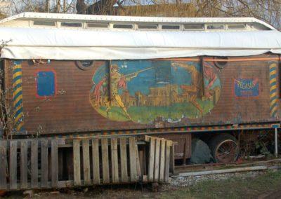 circus wagon stuttgart