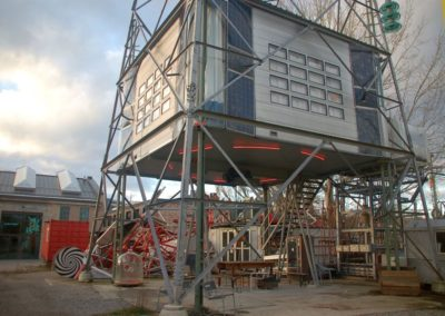 stuttgart wagenhallen tower
